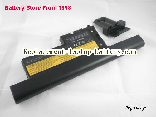 image 1 for IBM 40Y7001 40Y7003 ASM 92P1170 92P1172 92P1171 Replacement Battery for Lenovo ThinkPad X60 X60s ThinkPad X61 X61s Series