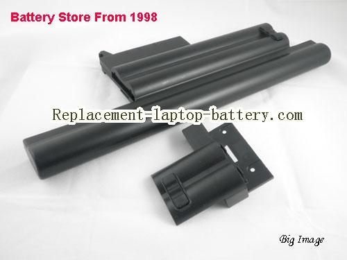 image 4 for IBM 40Y7001 40Y7003 ASM 92P1170 92P1172 92P1171 Replacement Battery for Lenovo ThinkPad X60 X60s ThinkPad X61 X61s Series