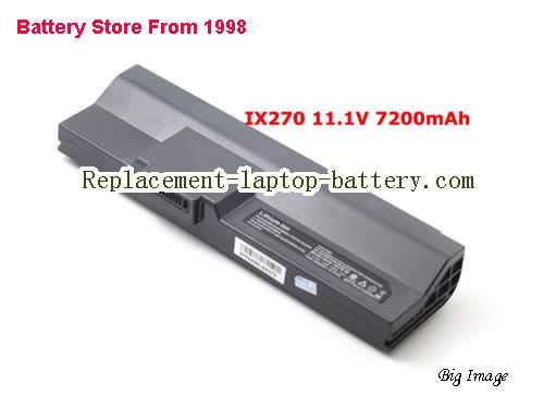 image 2 for Battery for ITRONIX Hummer GoBook XR-1 - IX270 Laptop, buy ITRONIX Hummer GoBook XR-1 - IX270 laptop battery here