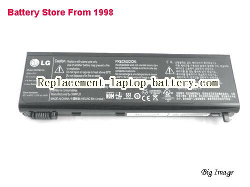 image 5 for Battery for LG EasyNote MZ35-100 Laptop, buy LG EasyNote MZ35-100 laptop battery here