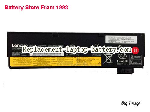 image 1 for Battery for LENOVO T480 Laptop, buy LENOVO T480 laptop battery here