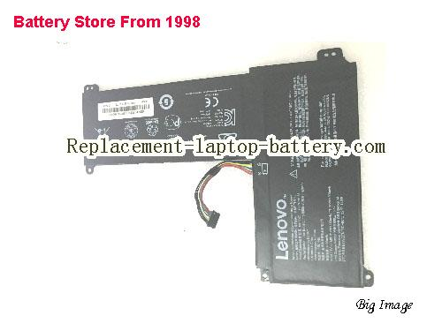 image 1 for Battery for LENOVO IdeaPad 120S-14IAP (81A5006KGE) Laptop, buy LENOVO IdeaPad 120S-14IAP (81A5006KGE) laptop battery here
