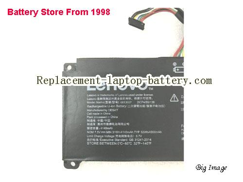 image 2 for Battery for LENOVO IdeaPad 120S-14IAP (81A5006KGE) Laptop, buy LENOVO IdeaPad 120S-14IAP (81A5006KGE) laptop battery here