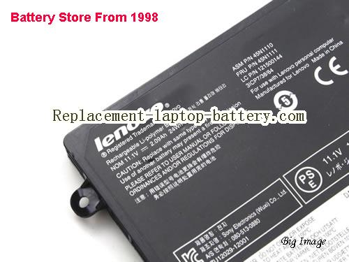 image 2 for Battery for LENOVO X230S Laptop, buy LENOVO X230S laptop battery here