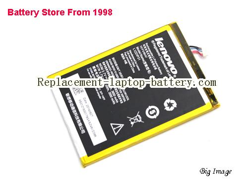 image 2 for Genuine New Lenovo A3000 A3000-H A5000 IdeaTab PC Battery L12D1P31