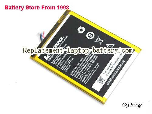 image 5 for Genuine New Lenovo A3000 A3000-H A5000 IdeaTab PC Battery L12D1P31