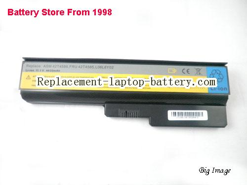 image 5 for Battery for LENOVO 3000 G450 2949 Laptop, buy LENOVO 3000 G450 2949 laptop battery here