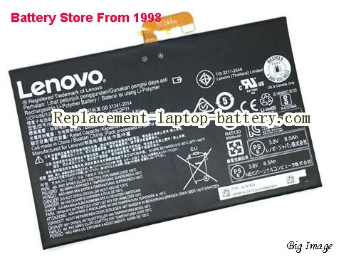image 1 for Genuine L15C2P31 Battery For Lenovo YOGA BOOK YB1-X91F SB18C04740