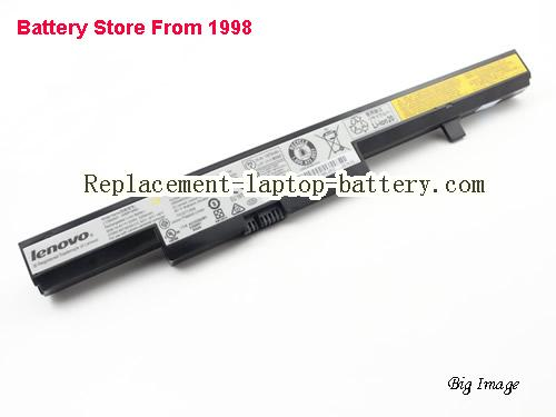 image 1 for Battery for LENOVO E50-80 (80J200QQGE) Laptop, buy LENOVO E50-80 (80J200QQGE) laptop battery here