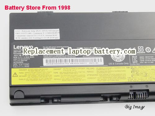 image 3 for Battery for LENOVO ThinkPad P50 Series Laptop, buy LENOVO ThinkPad P50 Series laptop battery here