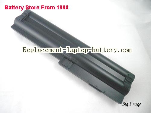 image 4 for Lenovo IBM FRU 42T4538 ASM 42T4539 Thinkpad X200 Replacement Laptop Battery