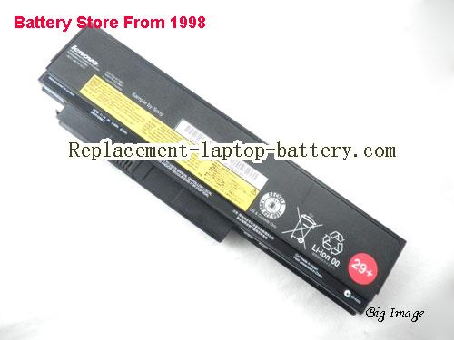 image 1 for 42T4863,42T4864 lenovo X220 laptop battery,63wh
