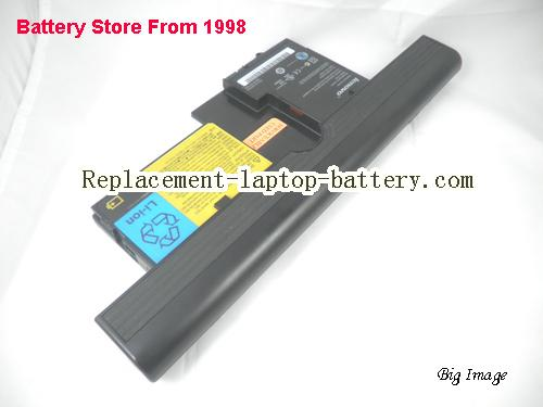 image 4 for LENOVO ASM 93P5032 42T5209 for ThinkPad X60 Tablet PC Laptop Battery 14.4V 4550mah