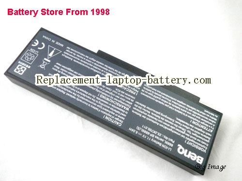image 2 for Battery for PACKARD BELL Easy Note E1280 Laptop, buy PACKARD BELL Easy Note E1280 laptop battery here
