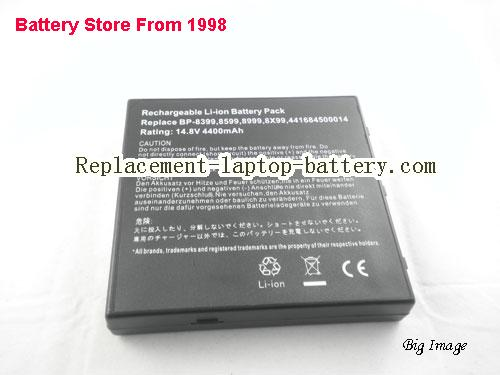 image 4 for Battery for PACKARD BELL Easy Note F5275 Laptop, buy PACKARD BELL Easy Note F5275 laptop battery here