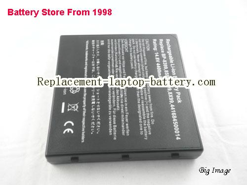 image 5 for Battery for PACKARD BELL Easy Note F5275 Laptop, buy PACKARD BELL Easy Note F5275 laptop battery here