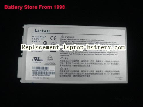 image 5 for W720-44LA, MEDION W720-44LA Battery In USA