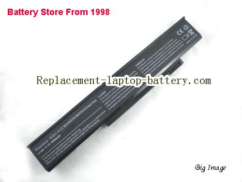 image 1 for Medion W34X48LB, 40018350, MD96015 Series Battery