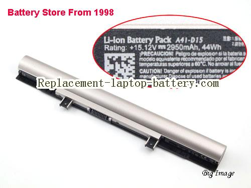 image 2 for Battery for MEDION E9412T Laptop, buy MEDION E9412T laptop battery here