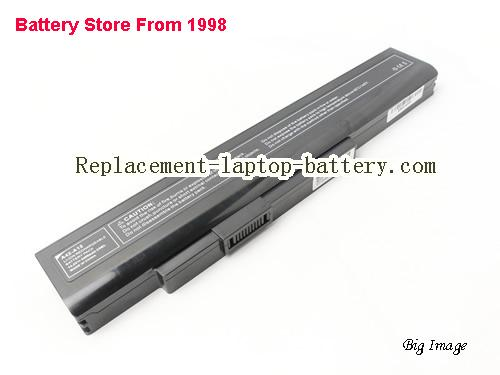 image 1 for New and high quality  4400mAh, 63Wh  MEDION A32-A15, P7815, P6815, A42-A15,