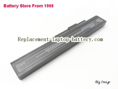 image 3 for New and high quality  4400mAh, 63Wh  MEDION A32-A15, P7815, P6815, A42-A15,