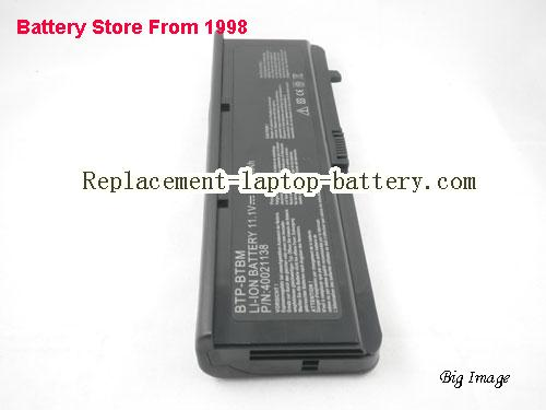 image 4 for Battery for MEDION 96340 Laptop, buy MEDION 96340 laptop battery here