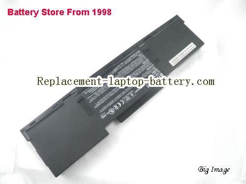 image 1 for BTP-60A1 BTP-65EM BTP-67EM BTP-85A1 Battery For Medion MD40100 MD41300 WID2000 Series