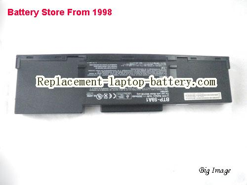 image 5 for Battery for MEDION WID2000 Laptop, buy MEDION WID2000 laptop battery here