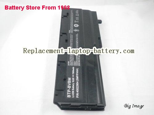 image 3 for Genuine BTP-BVBM BTP-BWBM Battery For MEDION MD9668 MD96350 MD96370 MD96582 MD96630 MD96663