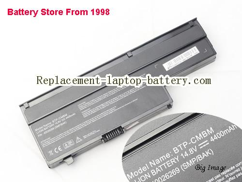 image 1 for Battery for MEDION md 98340 Laptop, buy MEDION md 98340 laptop battery here
