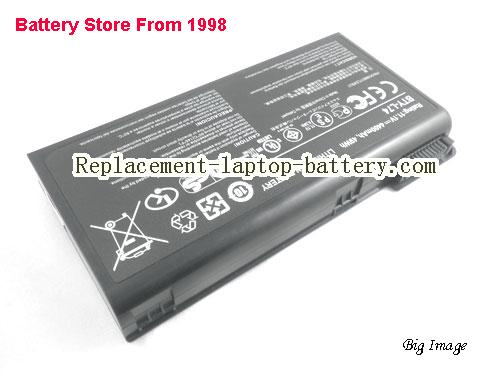 image 2 for New MSI A6200 CX600X A5000 A6000 CR700 BTY-L74 BTY-L75 Battery