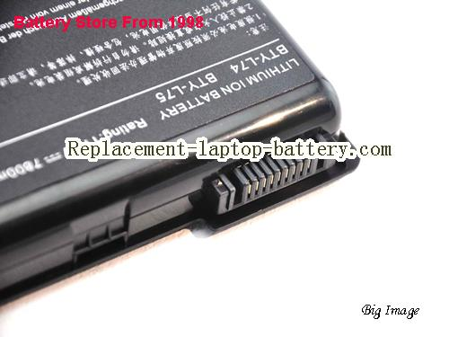 image 3 for Battery for MSI CR600-001US Laptop, buy MSI CR600-001US laptop battery here