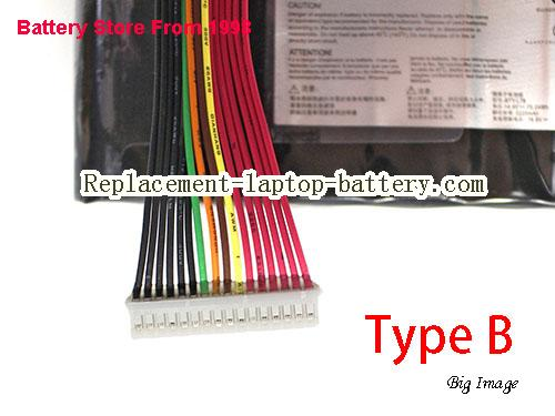 image 5 for Battery for MSI GT75VR Laptop, buy MSI GT75VR laptop battery here