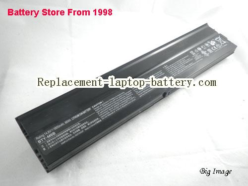 image 1 for BTY-M6C, MSI BTY-M6C Battery In USA