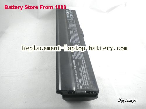 image 4 for BTY-M6C, MSI BTY-M6C Battery In USA