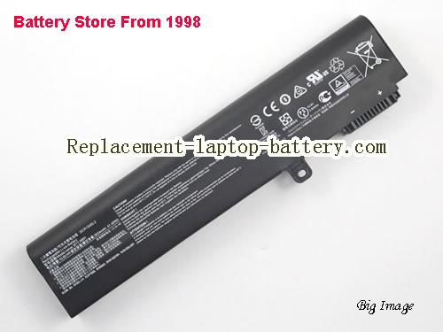 image 1 for Genuine MSI BTY-M6H Battery for MSI GE62 MS-16J1 MS-16J2 Laptop