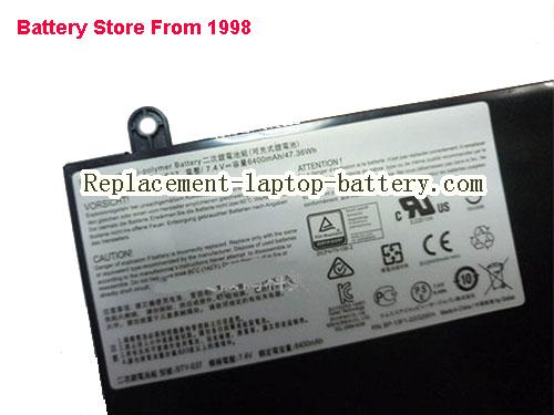 image 2 for Battery for MSI MS1-13F1 Laptop, buy MSI MS1-13F1 laptop battery here