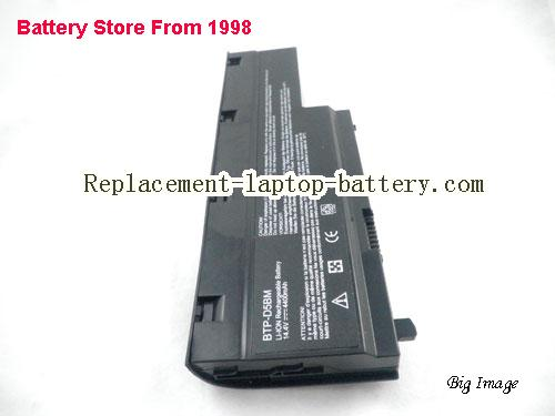 image 3 for Battery for MEDION E7214 Laptop, buy MEDION E7214 laptop battery here