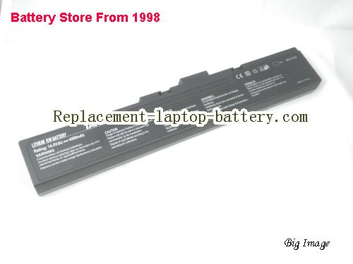image 2 for MSI AVERATEC MS1029,MS-1029 MegaBook M620/M630/M635/M645/M655/M662 laptop battery Laptop Battery