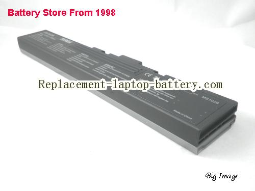 image 3 for MSI AVERATEC MS1029,MS-1029 MegaBook M620/M630/M635/M645/M655/M662 laptop battery Laptop Battery