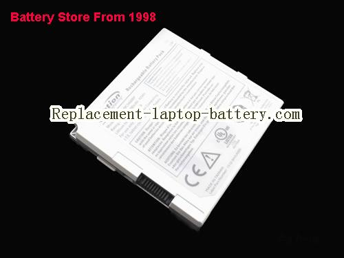 image 1 for Battery for MOTION F5v Laptop, buy MOTION F5v laptop battery here