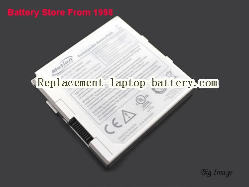 image 2 for Battery for MOTION F5v Laptop, buy MOTION F5v laptop battery here