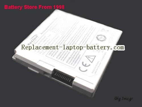 image 3 for Battery for MOTION F5v Laptop, buy MOTION F5v laptop battery here
