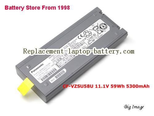 image 1 for CF-VZSU58U, PANASONIC CF-VZSU58U Battery In USA