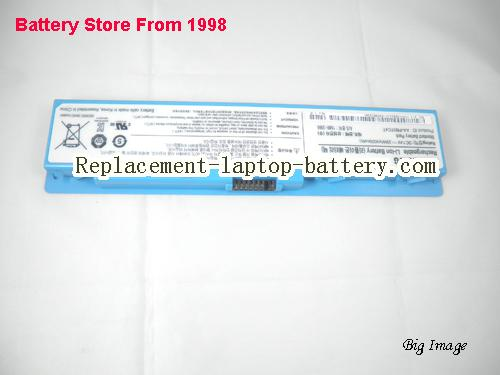 image 5 for AA-PB0TC4A AA-PB0VC6B AA-PL0TC6T AA-PL0TC6W Battery For Samsung 300U 300U1A 305U N310 NP-N310 Series Laptop