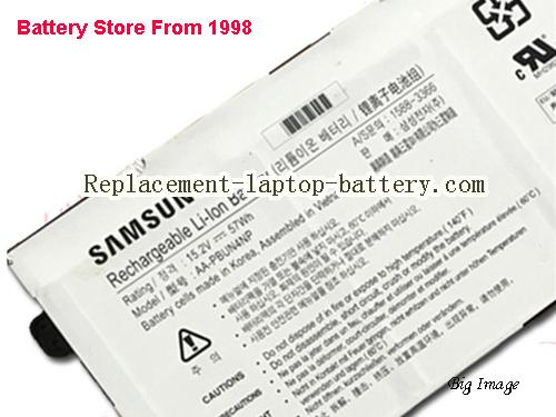 image 2 for Battery for SAMSUNG np940z5l Laptop, buy SAMSUNG np940z5l laptop battery here
