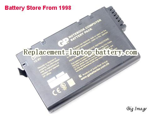 image 1 for Battery for DUAL echnologies 6690 Laptop, buy DUAL echnologies 6690 laptop battery here