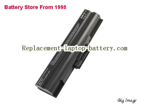 image 3 for Battery for SONY VAIO VGN-CS190 Laptop, buy SONY VAIO VGN-CS190 laptop battery here
