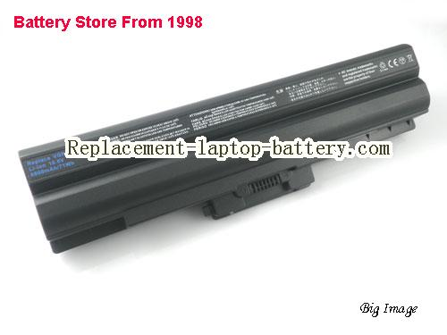 image 2 for Battery for SONY PCG-51111W Laptop, buy SONY PCG-51111W laptop battery here