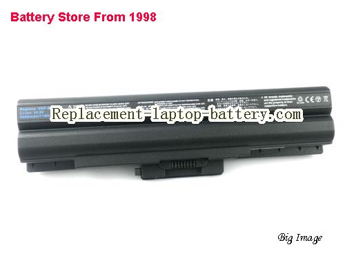 image 5 for Battery for SONY PCG-51111W Laptop, buy SONY PCG-51111W laptop battery here